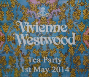 Vivienne Westwood A/W Tea Party!