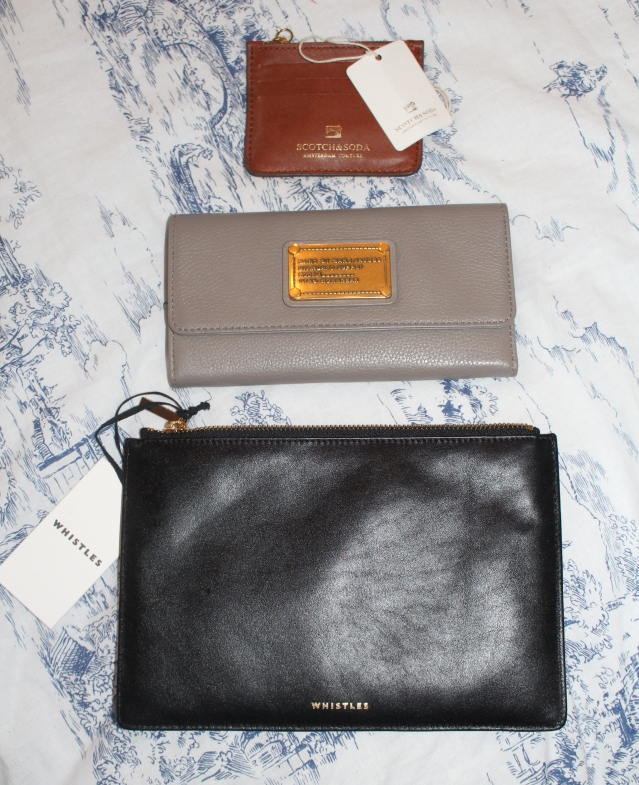 Marc Jacobs Leather purse (2)