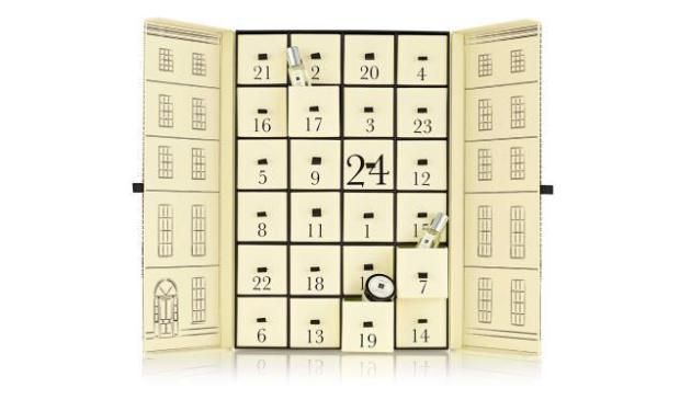 Jo Malone advent calendar contents 2014