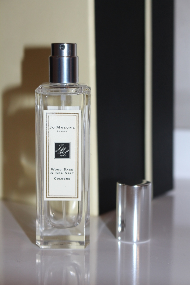 Jo Malone beauty haul new release wood sage sea salt perfume-008