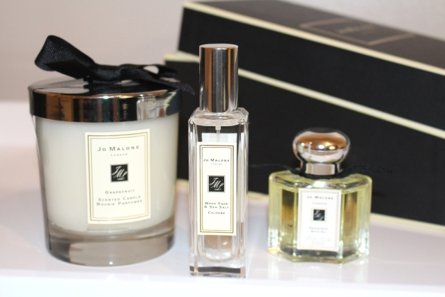 Jo Malone beauty haul new release wood sage sea salt perfume-011
