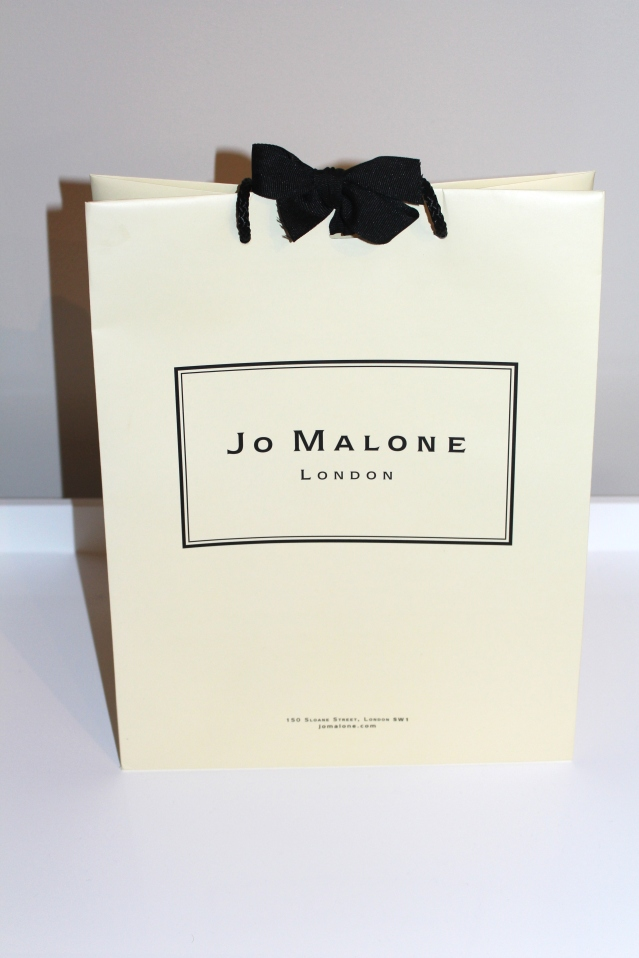 Jo Malone beauty haul new release wood sage sea salt perfume