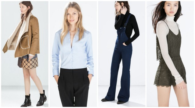 ZARA top sale picks