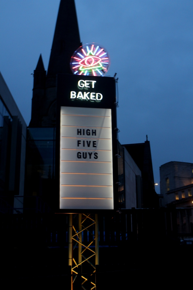 Get Baked Leeds the joint restaurant review