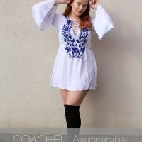 OOTD: Coachella Summer Festival Vibes