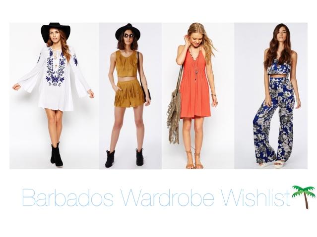 brightonorbarbados wardrobe wishlist asos missguided