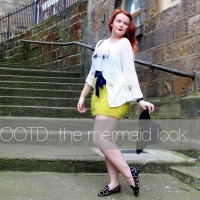 OOTD: How to be a mermaid...