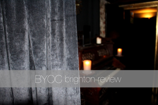 BYOC Brighton best cocktail bar 20s speakeasy cover