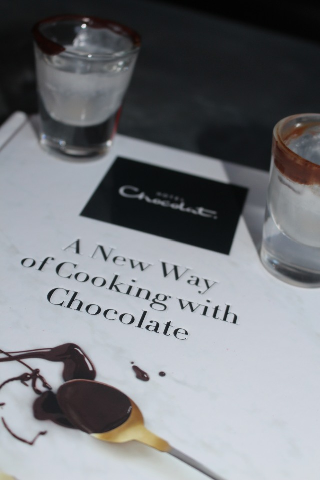 Hotel Chocolat Cookbook Launch 2015-023