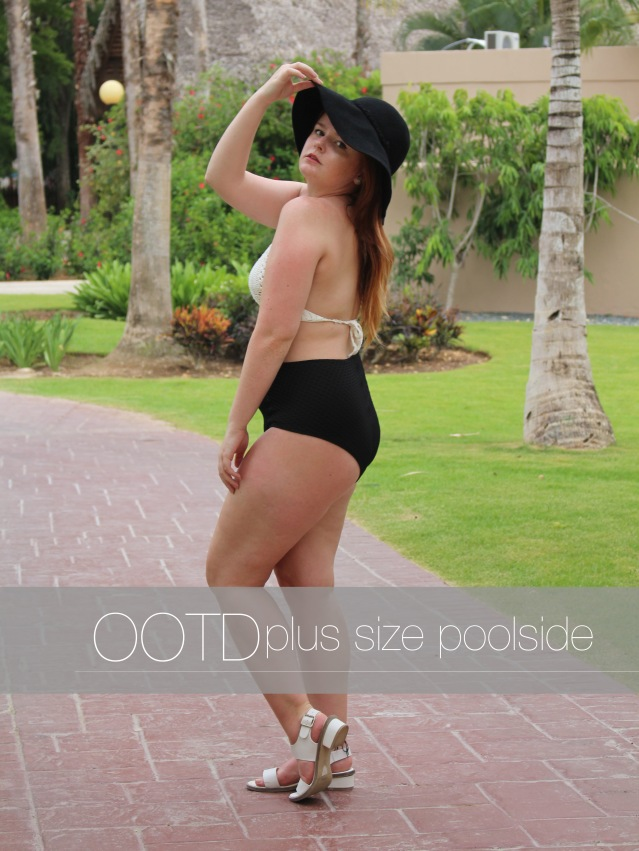 Plus size bikini summer holiday style ootd-002 cover