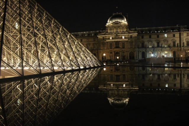 things to do in paris the louvre and sacree fleur