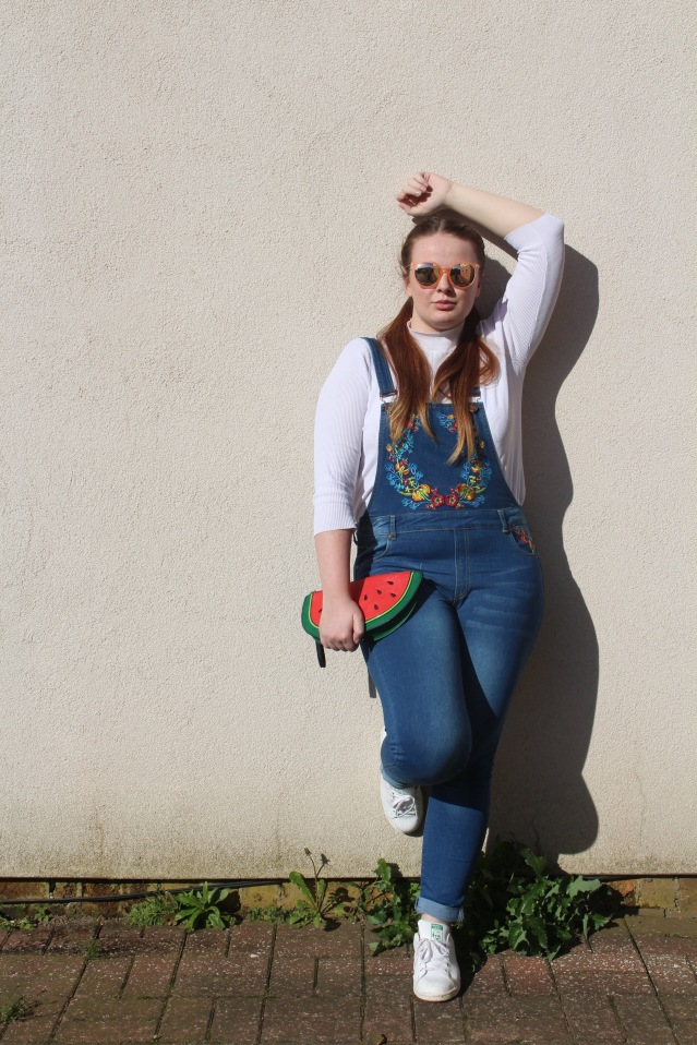 liqour_and_poker_floral_dungarees_curvy_style
