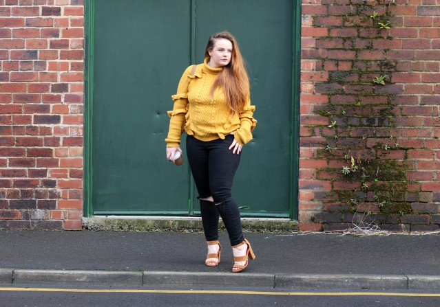 ootd-frill-statement-jumper-style